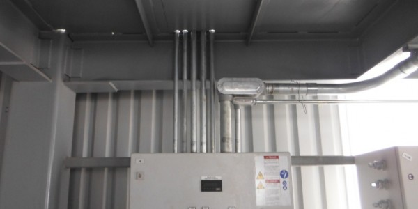 2-Instalacion de tuberia conduit de equipo hidraulico